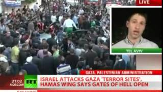 WORLD WAR III The Middle East Conflict Escalates   Israel Strikes Gaza Hamas Promises