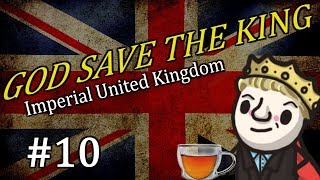 Hearts of Iron 4 - Imperial United Kingdom - Fuhrerreich - Part 10