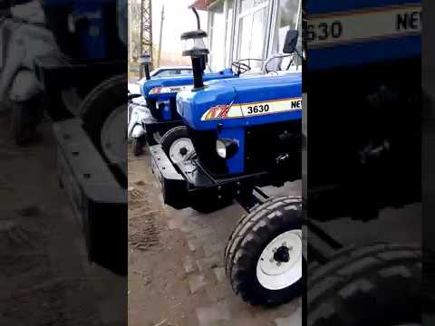 New Holland 36 30 12+3UG tractor video|| New Tractor model