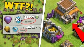 5 Mysterious Clans & Bases In Clash Of Clans! Hacked Clash Of Clans Accounts & Villages!!
