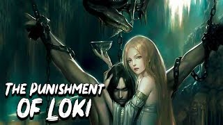 The Punishment of Loki - Norse Mythology Stories - See U in History