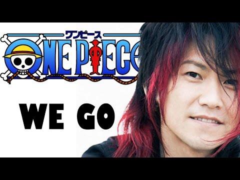 Hiroshi Kitadani - We Go One Piece - Iberanime 2015