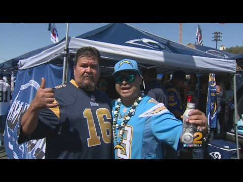 Chargers Vs. Rams: The Battle For LA