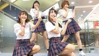 [4K] JOY VAN CREW 「Rocken☆rocket」 일본 여자 아이돌 그룹 댄스