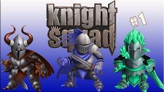 Knight Squad Secret Knights + Challenges