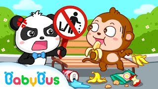 How To Care Of The Environment Science Audio For Kids Animation For Babies Babybus