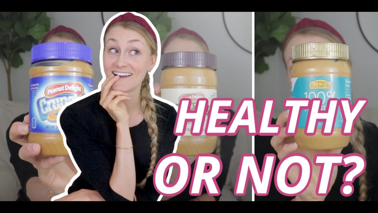 THE TRUTH | Is peanut butter good for you?! Is peanut butter healthy or not?!