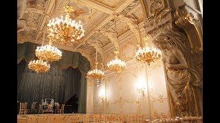 San Petersburgo, Palacio de Gran Príncipe Vladímir, concierto de la música clásica rusa
