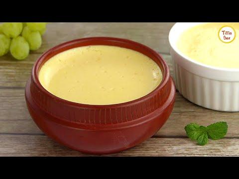 Mango Yogurt Recipe, Easy Mango Dessert Recipe By Tiffin Box | Aam Doi, Sweet Yogurt,mishti Doi/dahi