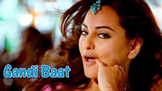 Gandi Baat , Full Video Song , R...Rajkumar