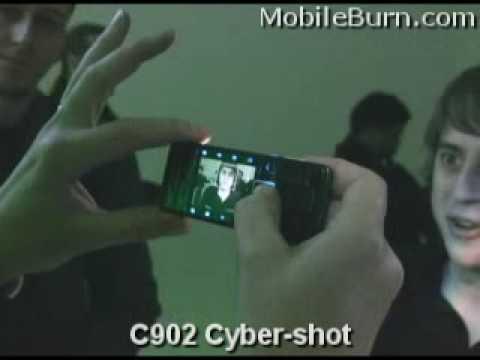 Sony Ericsson C902 Cyber-shot, C702 Cyber-shot, and Z770