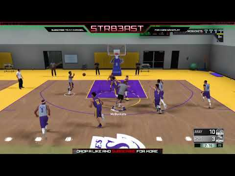 NBA 2K18 The Unstoppable 6