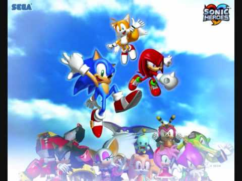 sonic heroes casino song