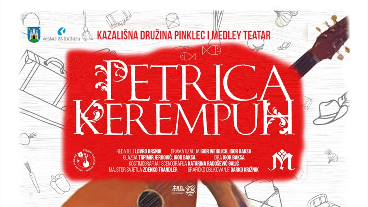 Petrica Kerempuh Trailer Youtube