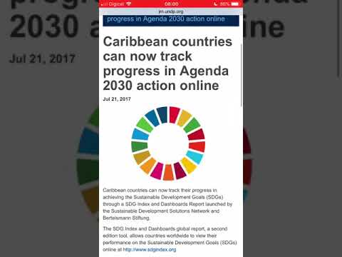 JAMAICA'S NIDS, AGENDA 2030, BLOCKCHAIN AND IoT pt 1