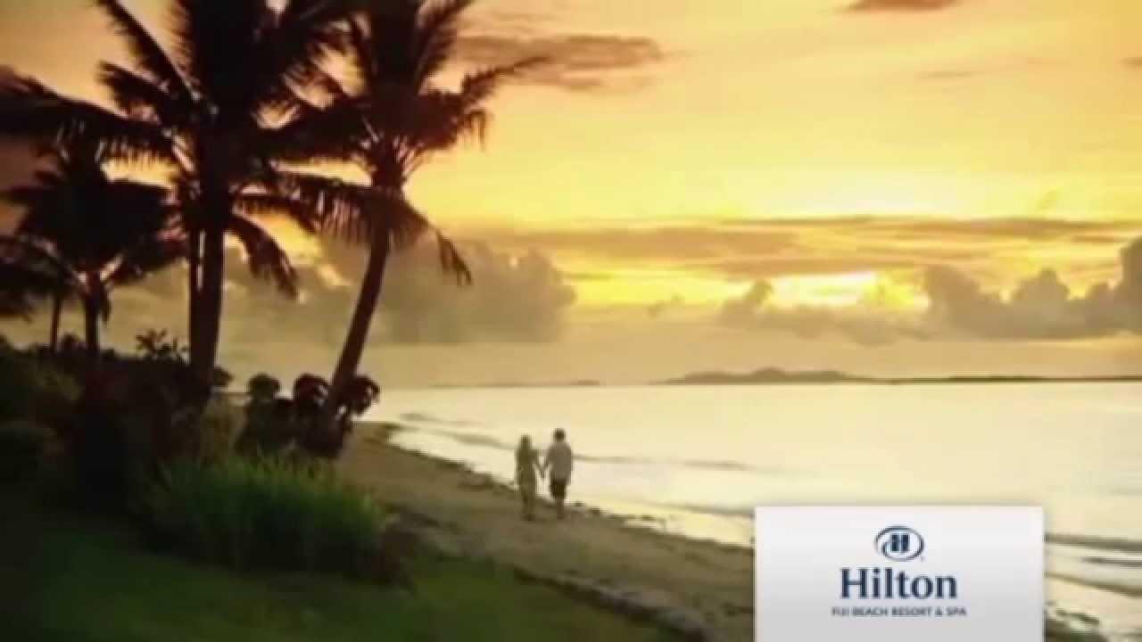 Welcome To Hilton Fiji Beach Resort And Spa