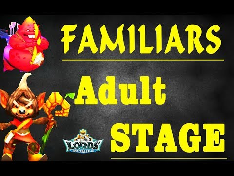 How To Get Familiars To Adult Stage