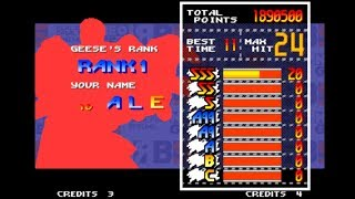 [TAS] Real Bout Fatal Fury Special - Nightmare Geese (ALL SSS Ranks)