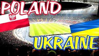 Польша Украина Товарищеский Матч 2020