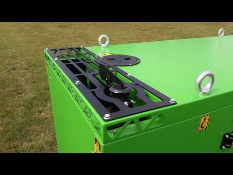 Agregat prądotwórczy diesel Energy Gruppi EY30LW