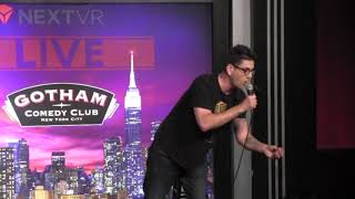 SJW Yells at Comedian- Gotham NYC
