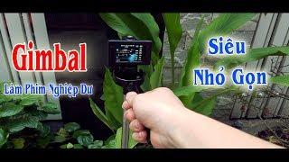 Chế Gimbal Chống Rung Đơn Giản Cho Điện Thoại - Camera Hành Động