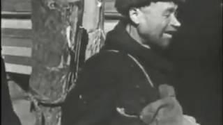 Жизнь в блокадном Ленинграде...