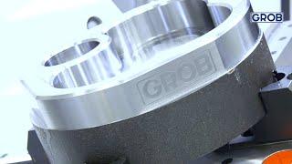 G550a – Volume Machining | Volumenzerspanung