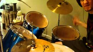 Arch Enemy - Through The Eyesof A Raven (Drum Cover)