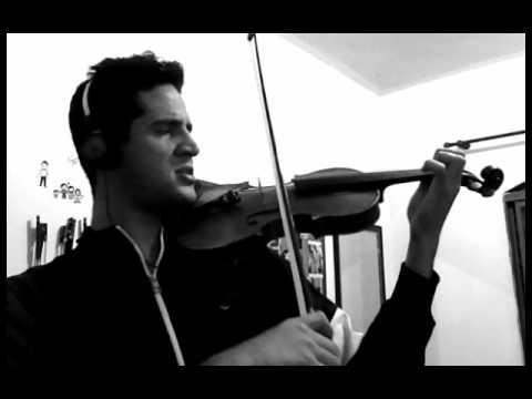 Katy Perry - Dark Horse - Raphael Batista (Violin Cover).