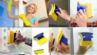 видео Как помыть окна на балконе снаружи на высоком этаже