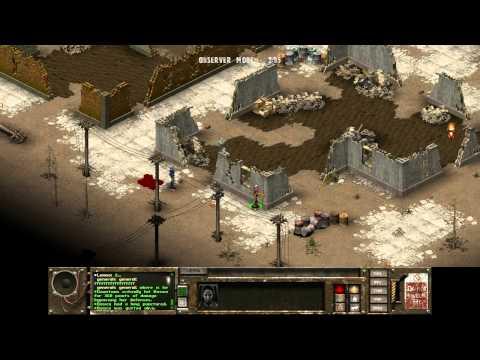 Fallout Tactics 10k Downtown Live 1vs2 - Stario vs Frost General (2star)