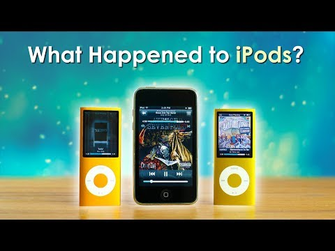 What Happened to Apple iPods?