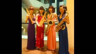 春よ、来い saxophone quartet 作曲 松任谷由実 編曲 松元 啓祐 譜面と...
