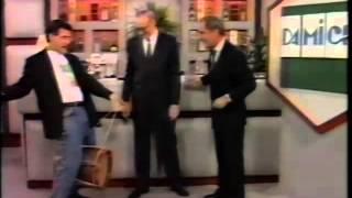 Midachi visita a Juan Carlos Calabro (El Contra) Año 1991