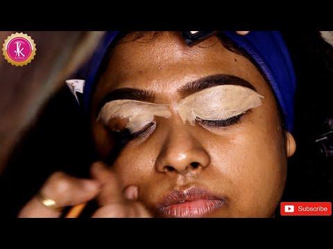 BEST INDIAN BRIDAL MAKEUP || BEST HD BENGALI BRIDAL MAKEUP || STEP BY STEP MAKEUP TUTORIAL