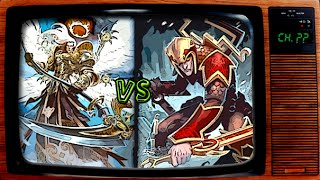 Smite - Subscriber Battle 1v1 - Archon Thanatos vs Loki