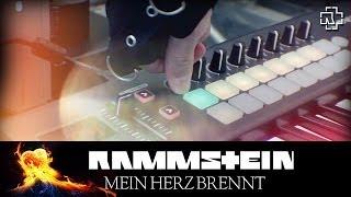 Rammstein - Mein Herz Brennt [Electro Industrial Remix / Cover ] 2014