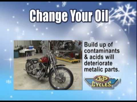 How To Winterize Your Motorcycle Tech Tip Maintenance