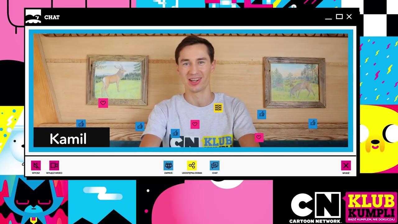 Kamil Stoch | Q&A: Bądź kumplem, nie dokuczaj | Cartoon Network