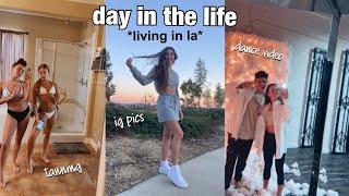 day in the life! *living iฑ la* || GiaNina Paolantonio