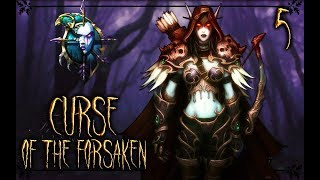 Warcraft 3 | Curse Of The Forsaken | Custom Campaign | A Rallying Point | Walkthrough | Part 5