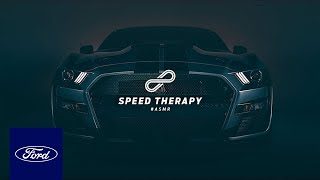 ASMR: Ford Mustang GT500 Idling | Speed Therapy | Ford