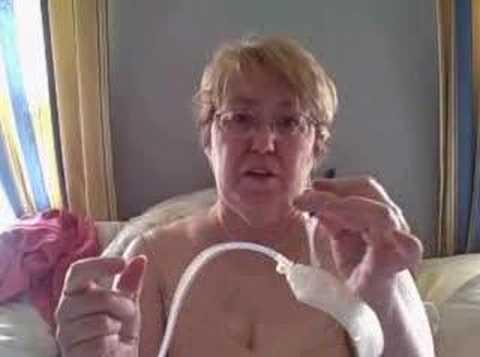 Mastectomy Tubes, Drains, Annoying Appendages