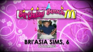 Birthday Bunch - 01-26-17