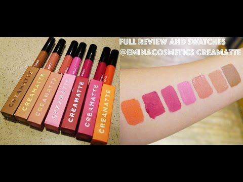 review-emina-creamatte---lipstick-lokal-murah-meriah