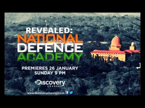 Revealed: National Defence Academy - Promo
