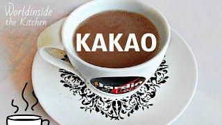 Горячий-Шоколад (Какао) Любимый рецепт