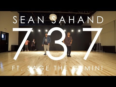 Sean Sahand Ft. Sage the Gemini - 737 | @mikeperezmedia Choreography