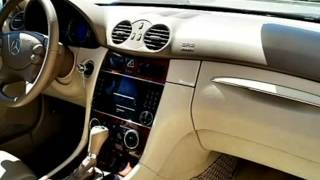 2008 Mercedes-Benz CLK-Class 2dr Cpe 3.5L (National City, California)